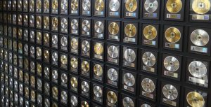 gold albums