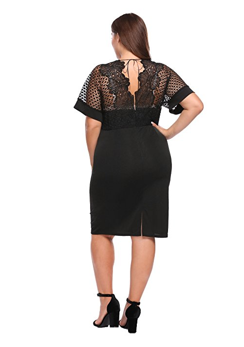 cute plus size dress