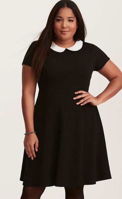 Torrid schoolgirl dress