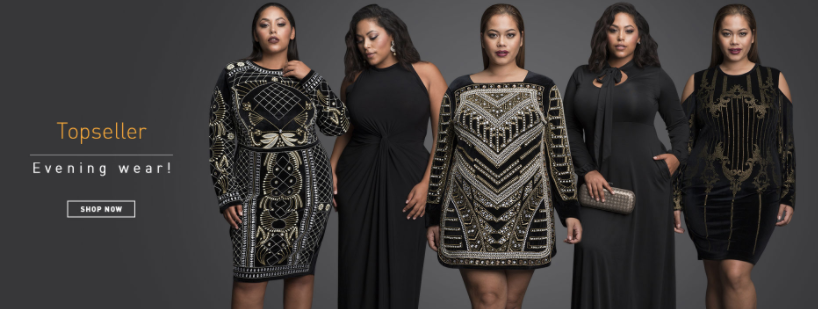Affordable Custom Fit Clothing for Women of All Sizes, Featuring CurveGirl