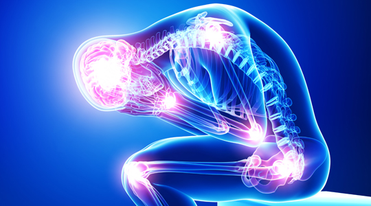 Natural Pain Relief for Fibromyalgia Symptoms