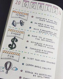 bullet-journal-budget