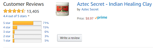 aztec secret reviews