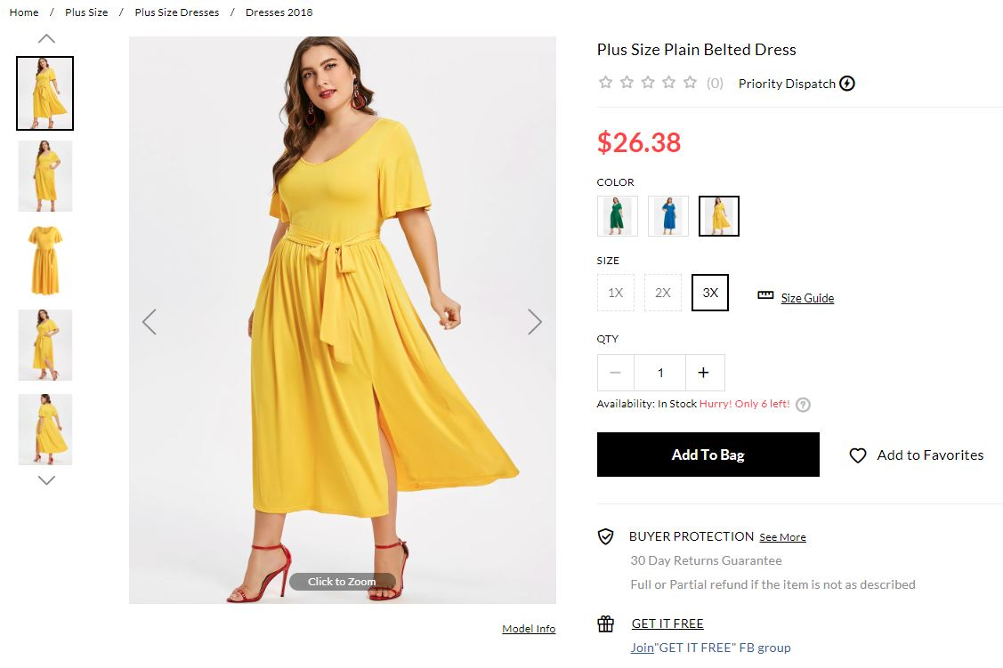 plus-size-yellow-summer-formal