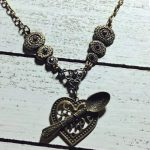 Ornate Spoonie Necklace