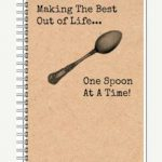 Spoonie Notebook