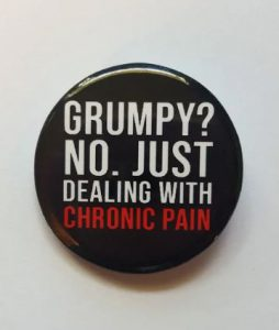 Chronic Pain Button
