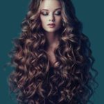 Long Curly Wig